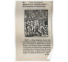 Contemplation Life and Passion Our Lord Jesus Christ Albrecht Durer 1557 0088 Poster