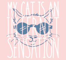 My Cat is an Internet Sensation Kids Tee