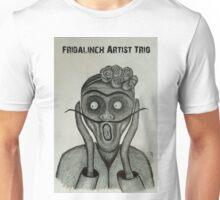 frida dali munch artist trio Unisex T-Shirt
