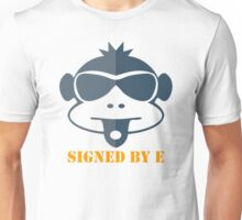 Signed By E Unisex T-Shirt