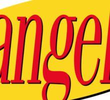 Neon Genesis Seinfeldgelion Sticker