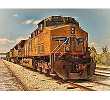 5907 UP The Powerhouse Photographic Print