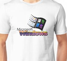 AESTHETIC ~ Windows #1 Unisex T-Shirt