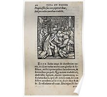 Contemplation Life and Passion Our Lord Jesus Christ Albrecht Durer 1557 0056 Poster