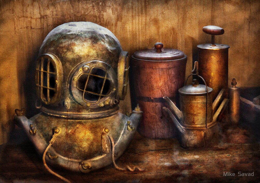 Steampunk - A collection from my Journeys by Mike  Savad
