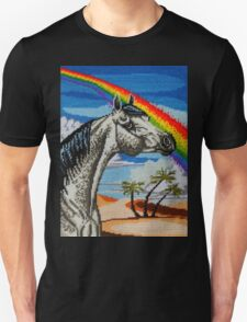 Arabian Needlepoint T-Shirt
