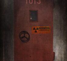 X-Files Krycek missile silo by avoidperil