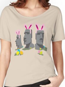 Easter Island Women's Relaxed Fit T-Shirt