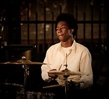 """Drummer"" - Memphis, Tennessee by jscherr"