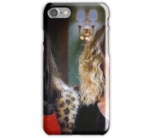 Drusilla and Darla. iPhone Case/Skin