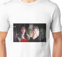 Drusilla and Darla. Unisex T-Shirt