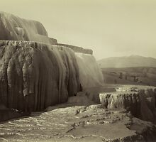 Yellowstone - Mammoth Hot Springs by Jsikes8323