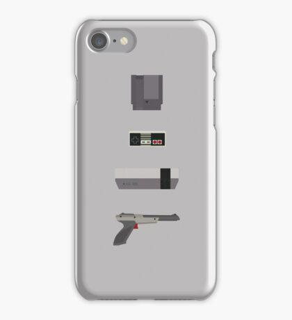 8-Bit love (NES) iPhone Case/Skin