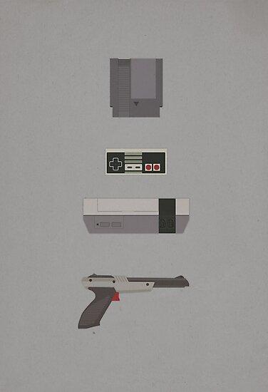 8-Bit love (NES) by avoidperil