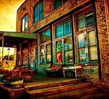 """Ground Zero Blues Club"" - Clarksdale, Mississippi by jscherr"