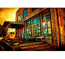 """Ground Zero Blues Club"" - Clarksdale, Mississippi Photographic Print"