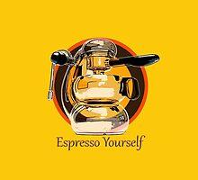 Espresso Yourself 01b by Paul Fleetham
