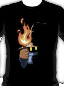 Black Mage Adventure  T-Shirt