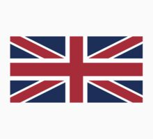 UK Flag Kids Clothes