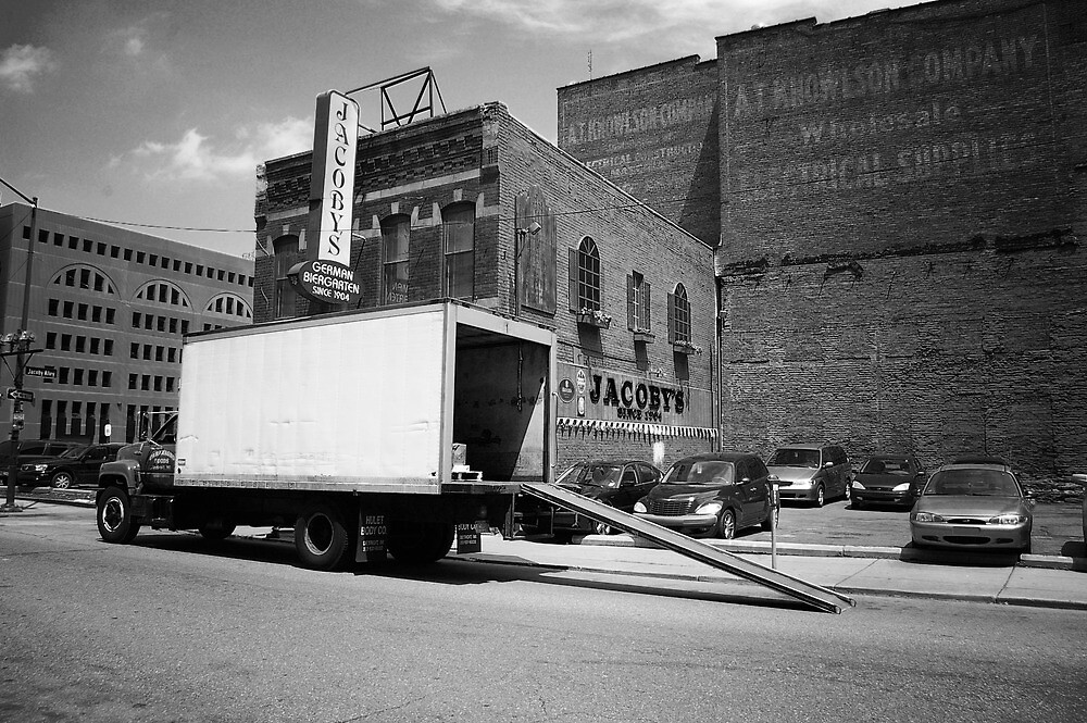 Great Lakes : Detroit Delivery by Jeremy  Barré
