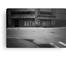 Great Lakes : Authenticity Metal Print