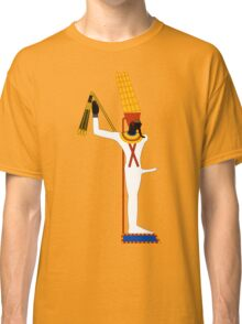 Min | Egyptian Gods, Goddesses, and Deities Classic T-Shirt