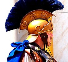"""""""Say the Word"""" Roman Centurion Soldier Officer Ancient Rome New Testament Bible Times by Rick Short"""