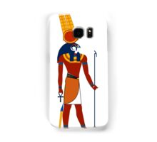 Montu | Egyptian Gods, Goddesses, and Deities Samsung Galaxy Case/Skin