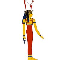Mut | Egyptian Gods, Goddesses, and Deities Photographic Print