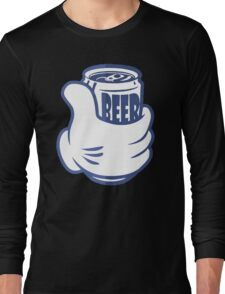 Beer In hand Long Sleeve T-Shirt