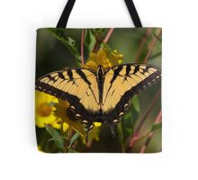 Fall Tiger - Tiger Swallowtail Tote Bag