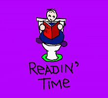 *Readin' Time by Margaret Bryant