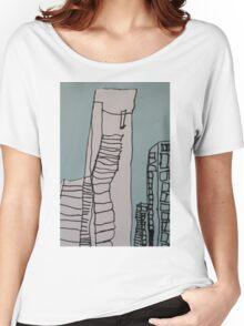 Eureka Tower  Women's Relaxed Fit T-Shirt