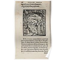 Contemplation Life and Passion Our Lord Jesus Christ Albrecht Durer 1557 0092 Poster