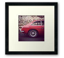 Wandering : Triumph Framed Print