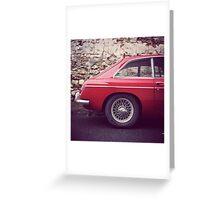 Wandering : Triumph Greeting Card