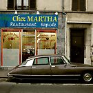 Wandering : Chez Martha by Jeremy  Barré