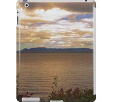 Sleeping Giant iPad Case/Skin