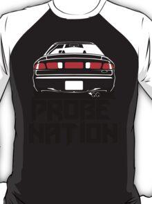 Ford Probe Nation (Rear, Big Text)  T-Shirt