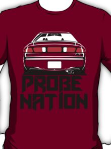 Ford Probe Nation (Rear, Big Text)  T-Shirt