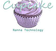 Cupcake Nanna Tec by Paul Fleetham