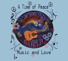 Woodstock World by Spiritinme