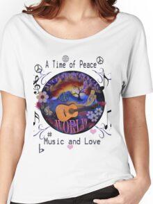 Woodstock World Women's Relaxed Fit T-Shirt