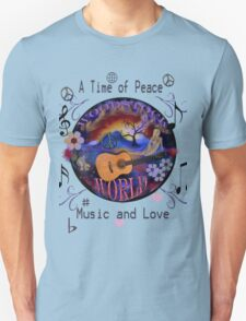 Woodstock World Unisex T-Shirt