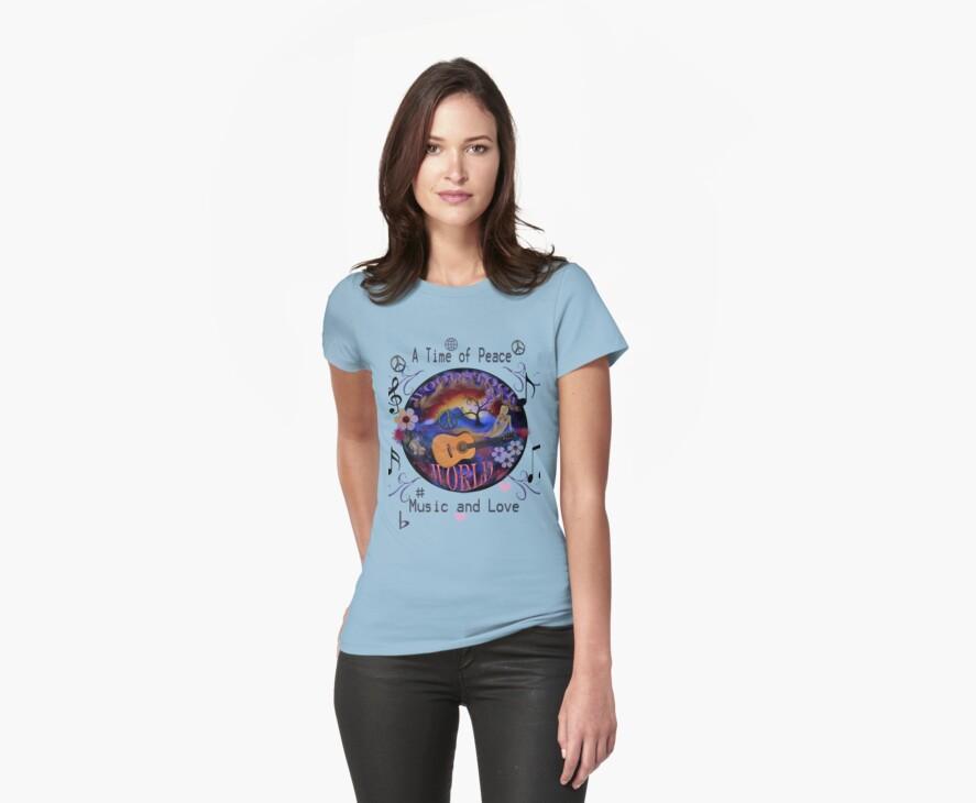 Woodstock World by Spiritinme