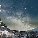 Forbidden Planet by David Misko