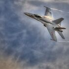 FA-18 Hornet - Swiss Air Force by Ted Lansing