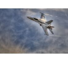 FA-18 Hornet - Swiss Air Force Photographic Print