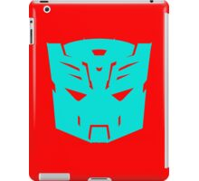 Autocon icon iPad Case/Skin