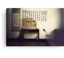 China : Kunming park Metal Print